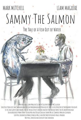 Sammy the Salmon poster image